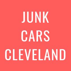 junk cars cleveland logo