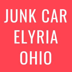 junk car elyria logo